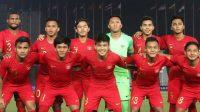 Timnas Indonesia U-22 Kalah dari Vietnam pada Fase Grup