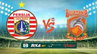 Shopee Liga 1 2020 Persija Vs Borneo
