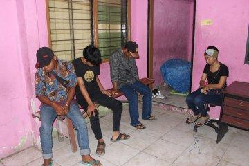 Belasan Remaja di Kota Tegal Diduga Sedang Melakukan Mesum Diamankan Satpol PP