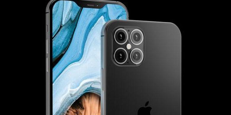 iPhone 13 Dikabarkan Meluncur Tahun Ini, Bawa Kapasitas Baterai Lebih Besar