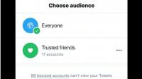 Twitter Kembangkan Fitur yang Memungkinkan Anda Menge-Tweet Secara Eksklusif ke Lingkaran Teman Anda